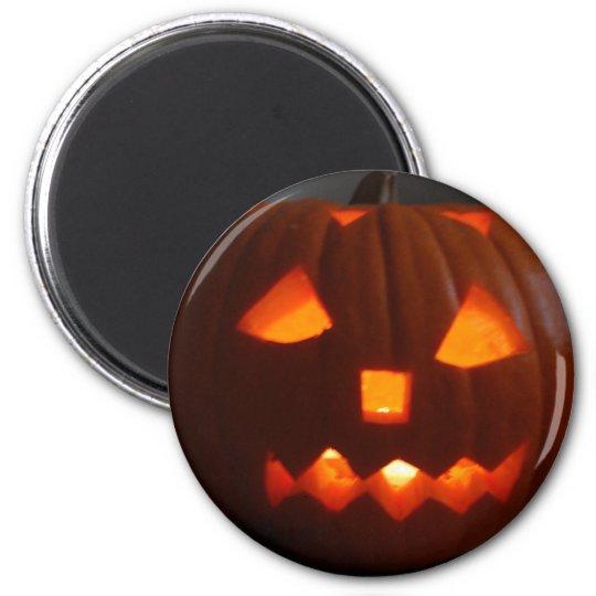 Hombre de Halloweeny Imán Redondo 5 Cm