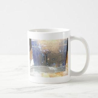 Hombre de la anarquía taza de café