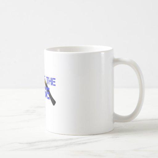 Hombre de la casa taza de café