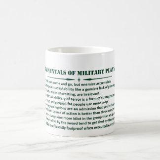 ¡Hombre de la doctrina!! Taza de café de los