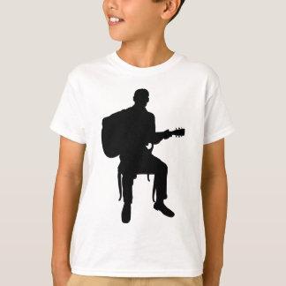 Hombre de la guitarra playera