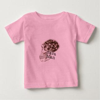 Hombre de la haba de Java Tee Shirt