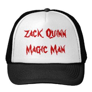 Hombre de la magia de Zack Quinn Gorros