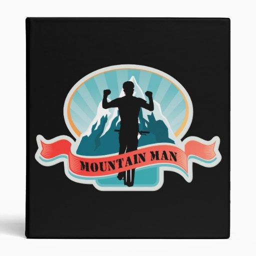 "Hombre de la montaña carpeta 1"""