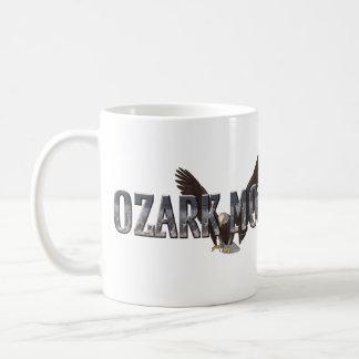 Hombre de la montaña de Ozark de la CAMISETA Taza De Café