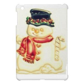Hombre de la nieve iPad mini cobertura