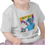 Hombre de la polilla - camiseta del bebé