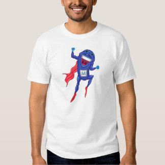 Hombre de las mitocondrias camisas