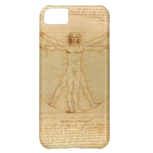 Hombre de Leonardo da Vinci Vitruvian