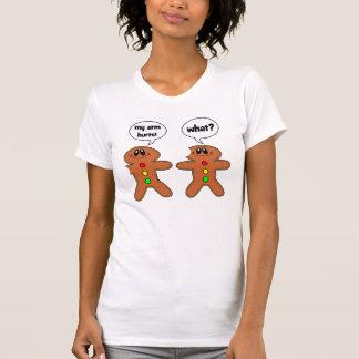 hombre de pan de jengibre camisas