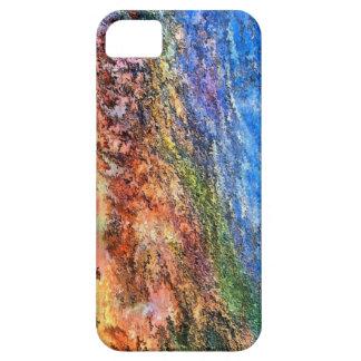 Hombre de piedra por el rafi talby iPhone 5 funda