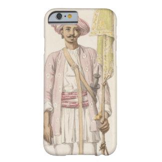 Hombre de Rocket del sultán de Tipoo (1750-99), Funda De iPhone 6 Barely There