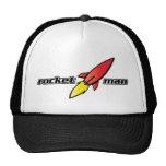 Hombre de Rocket Gorra