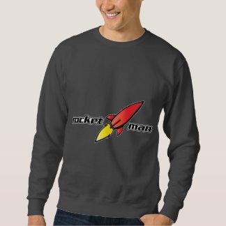 Hombre de Rocket Sudadera