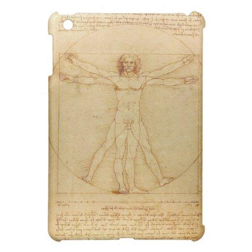 Hombre de Vitruvian de Leonardo da Vinci