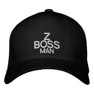 HOMBRE de Z BOSS - casquillo adaptable @ Gorras Bordadas