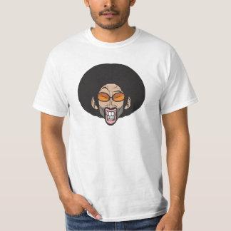 Hombre del Afro Remeras