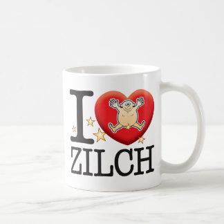 Hombre del amor del Zilch Taza