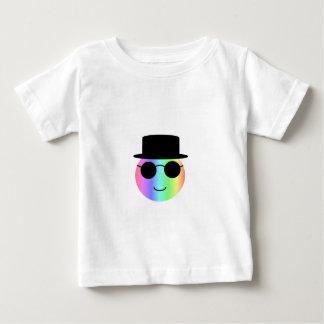 Hombre del arco iris playera de bebé