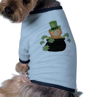 hombre del día de las empanadas del St en pote Ropa Para Mascota