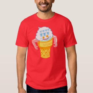 Hombre del helado playeras