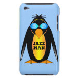 Hombre del jazz iPod touch protectores
