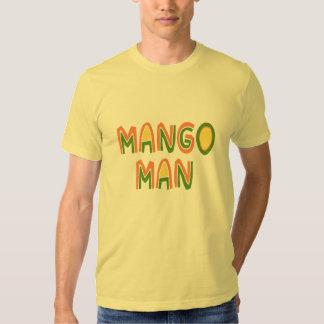 Hombre del mango remeras