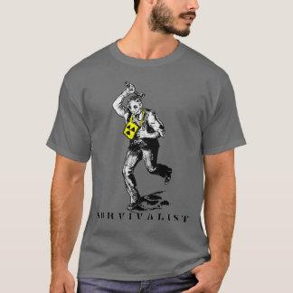 Hombre del polvillo radiactivo, S U R V I V A L I Playera