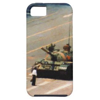 Hombre del tanque iPhone 5 protectores