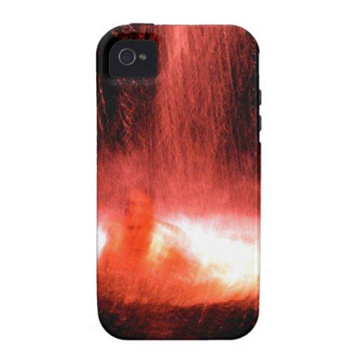 Hombre en Firewater.jpg Case-Mate iPhone 4 Fundas