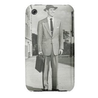 Hombre en juego Case-Mate iPhone 3 protector
