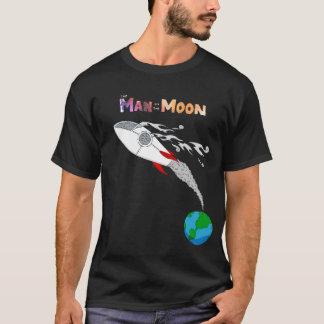 Hombre en la luna playera
