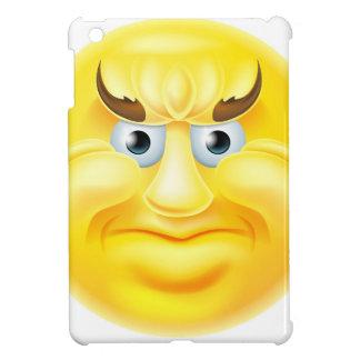 Hombre enojado del Emoticon de Emoji