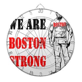 Hombre fuerte de Boston Tablero Dardos