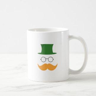 Hombre irlandés taza clásica