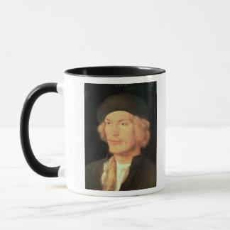 Hombre joven, 1507 taza