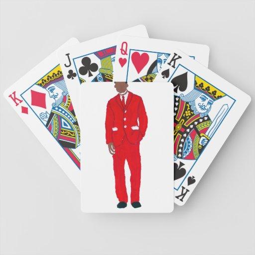 Hombre - Kappa Cartas De Juego