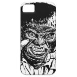 Hombre lobo de Halloween iPhone 5 Carcasa