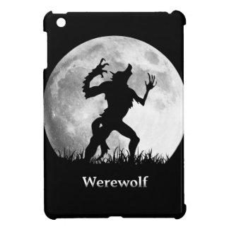 Hombre lobo en la Luna Llena - Halloween fresco