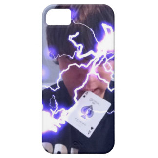 Hombre mágico IPhone de Zack Quinn 5 casos iPhone 5 Fundas