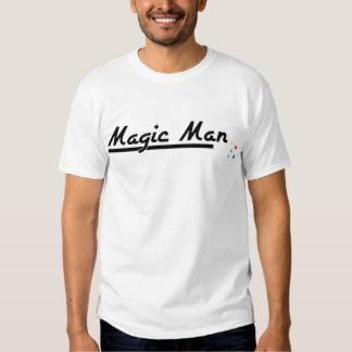 Hombre mágico remeras