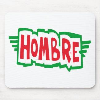 Hombre Mouse Pad