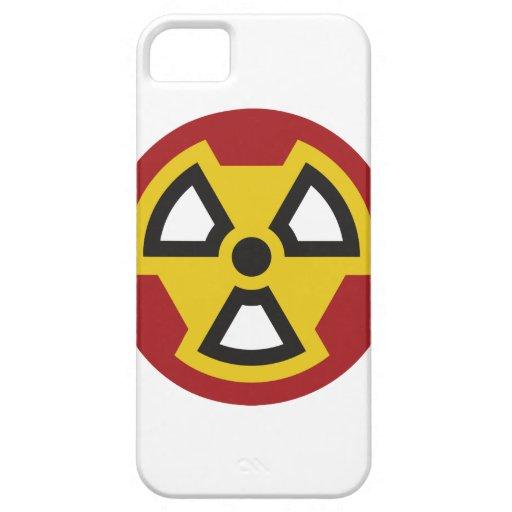 Hombre nuclear iPhone 5 Case-Mate cárcasa