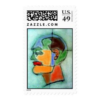 Hombre polivalente sellos