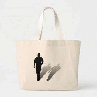 Hombre que falta del hombre bolsa