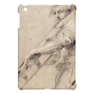 Hombre que lleva una escalera de Paul Rubens
