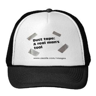 Hombre real gorras de camionero