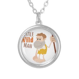 Hombre salvaje collares personalizados