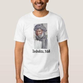 Hombre turbaned del Tuareg Playeras