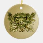 Hombre verde V2 - ornamento #1 Ornamento De Reyes Magos
